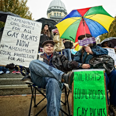 gay marriage and the 14th amendment
