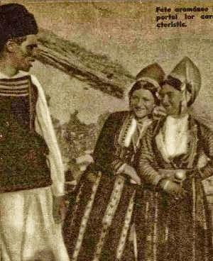 Costume populare aromâne