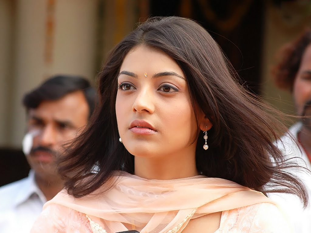All HD Wallpapers (Actress): Kajal Agarwal Wallpaper-2