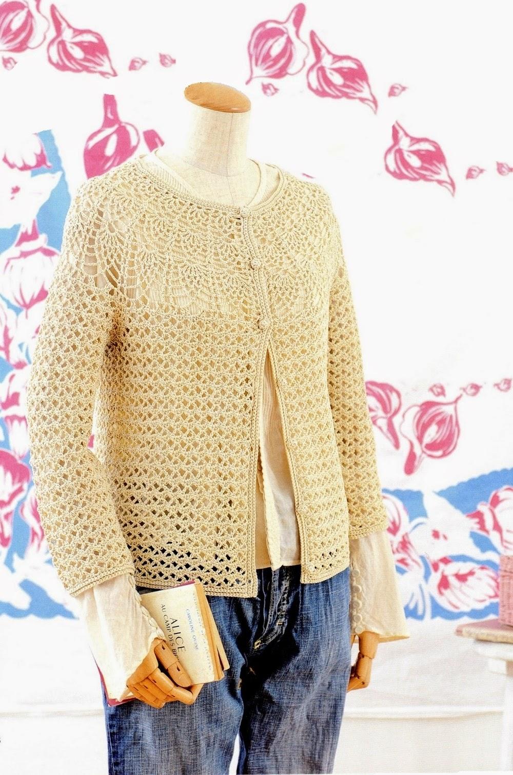 Diamond Mind: Wish List Project : Top Down Crochet Project 2014