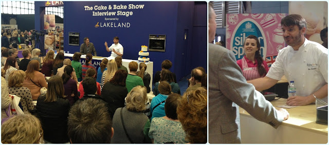 Cake and Bake Show Manchester 2013 - Eric Lanlard