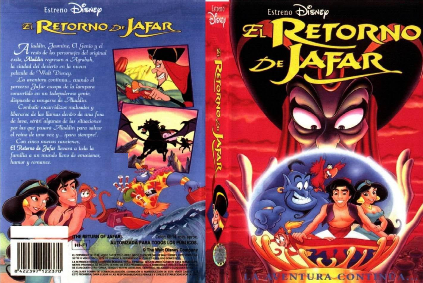 Image Result For Aladdin Return Of