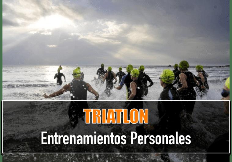 Entrenos Personales Triatlón