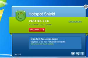 Hotspot Shield Free Download_screenshot-1