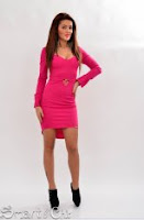 Rochie Chanttal Energy Pink