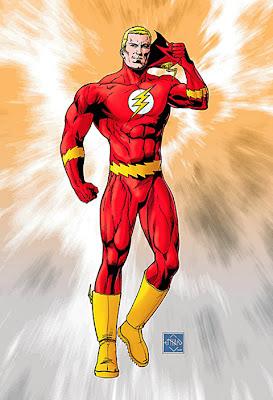 Flash: Rebirth