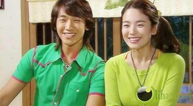 Song Hye Gyo - Rain