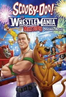 Watch Scooby-Doo! WrestleMania Mystery (2014) Movie Online Without Download