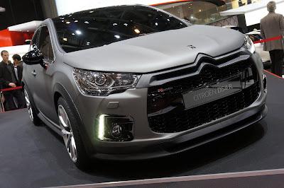 Citroën DS4 R Concept