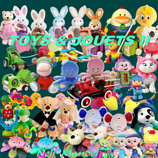 "Free scrapbook elements ""TOYS 2"" from Lugar Encantado da Neli - FS"