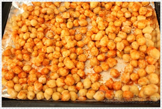 how to cook chickpeas in oven