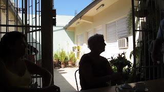 Santiago de Cuba courtyard