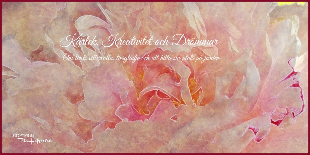 Kärlek, Kreativitet och Drömmar