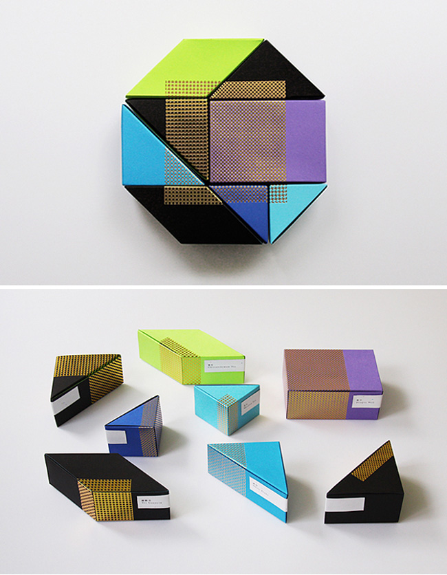 Total inspiration astrobright tea packaging for Industrial design packaging
