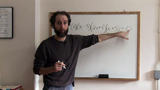 """Transcipt Task """"Math & English Education : How to Solve Roots of Polynomials"""""""