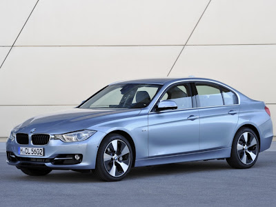 2013 BMW 3 ActiveHybrid