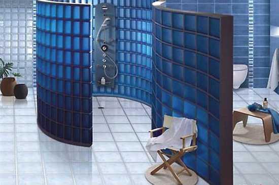 teia design tijolo de vidro. Black Bedroom Furniture Sets. Home Design Ideas