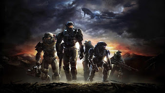 #12 Halo Wallpaper