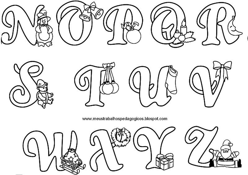 Letras lindas para decorar - Imagui
