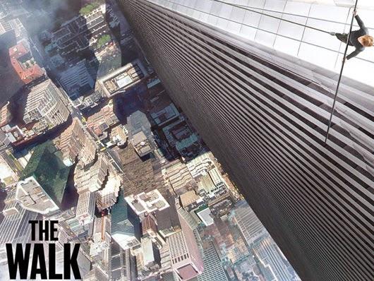 Póster y tráiler español de 'The Walk', que cambia su fecha de estreno
