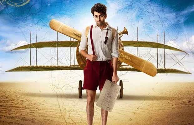 Ayushmann Khurrana in Hawaizaada movie