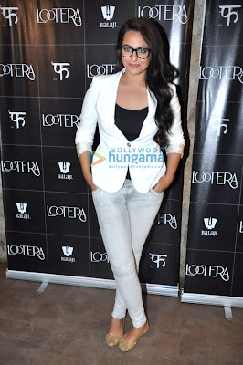 Special screening of 'Lootera' hosted by Sonakshi Sinha