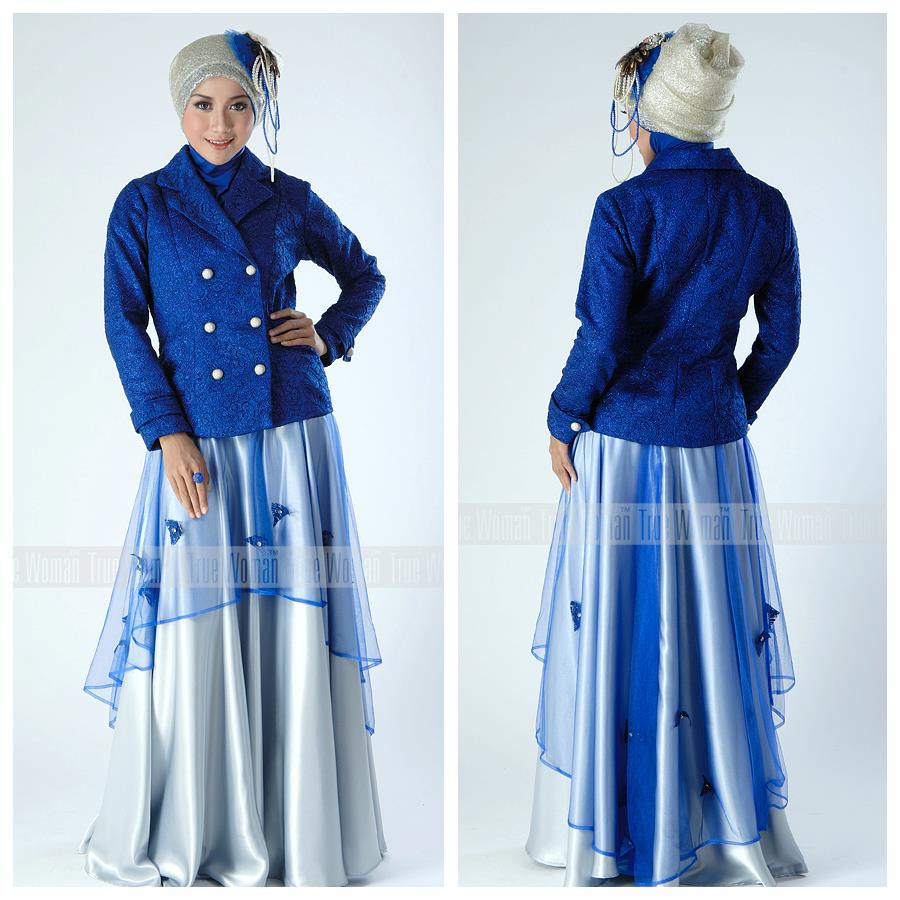 10 contoh baju muslim remaja modis koleksi baju gamis Contoh baju gamis anak