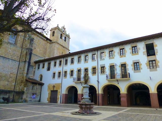 Antiguo convento franciscano, Bermeo