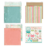 Free Seaside Paper Pack