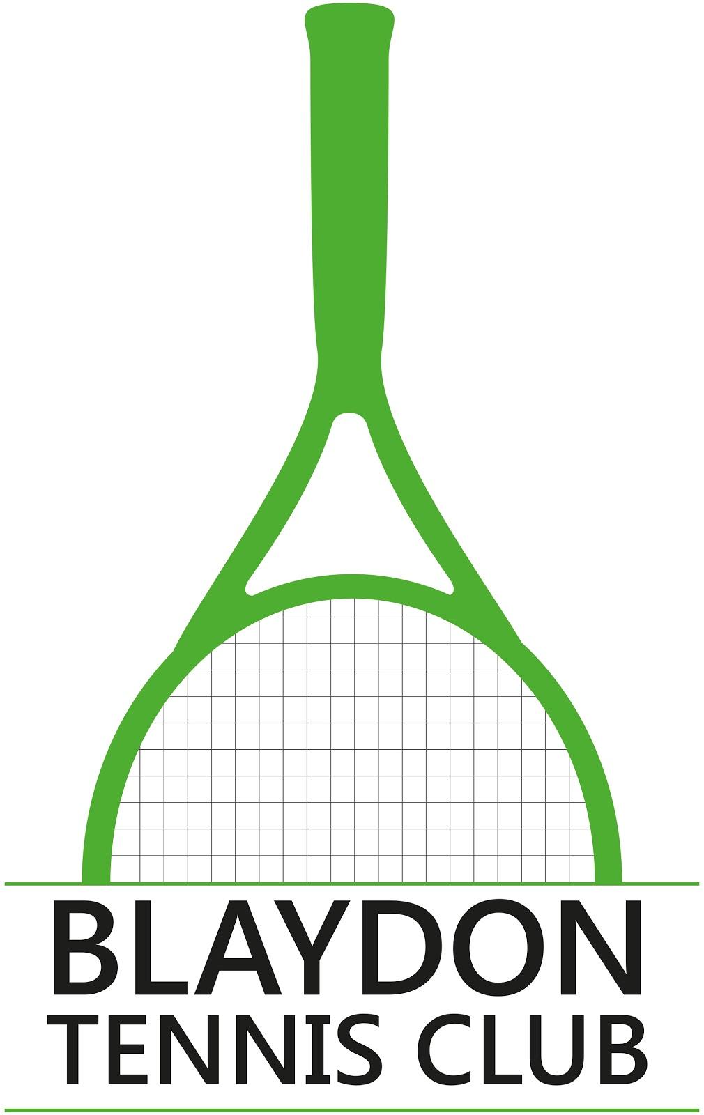 Tennis club logos