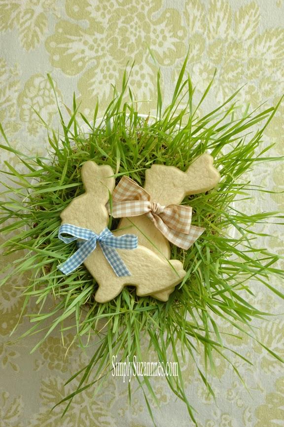 rosewater sugar cookies