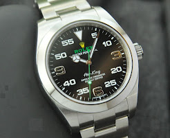 Rolex New AirKing. 5years warranty