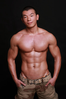 Men's Beautiful Body