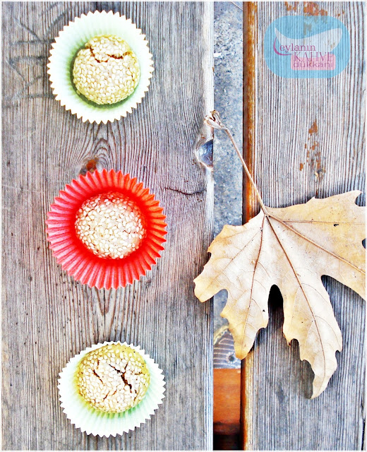 susamlı kurabiye, ehli blog