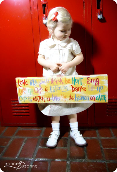 FrancesSuzanne | Project Run and Play, Love Is In the Air {Oliver + S Music Class Blouse and Swingset Skirt}