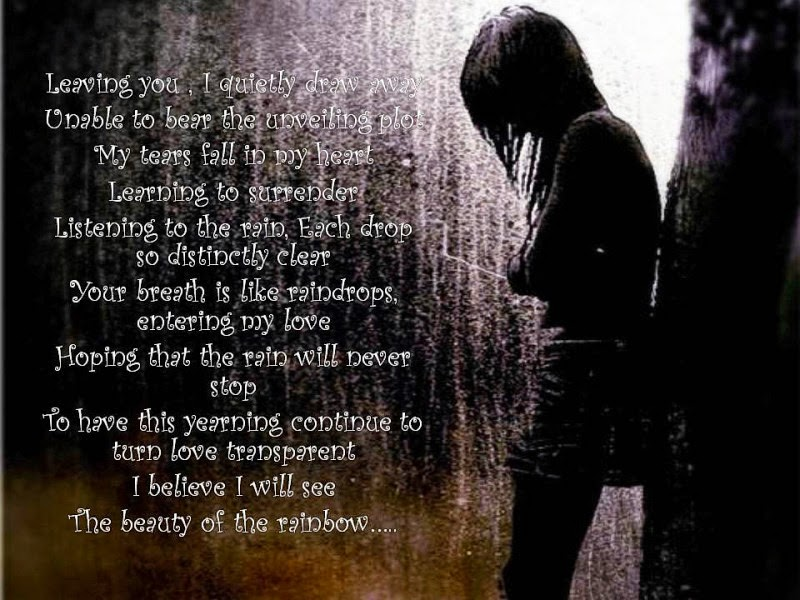 rain love quotes - photo #8
