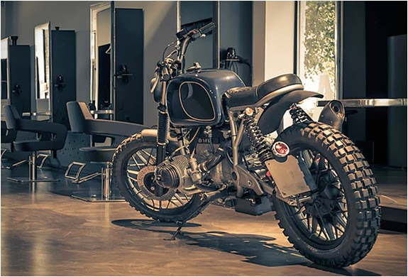 BMW R60/7 | Custom Motorcycle | Custom BMW R60/7 | BMW R60/7 Custom | BMW R60 | BMW R60 for sale | ER Motorcycles