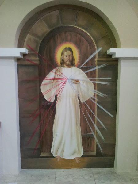 Jesus Misericordioso - Complexo da Maré - RJ Igreja Jesus de Nazaré