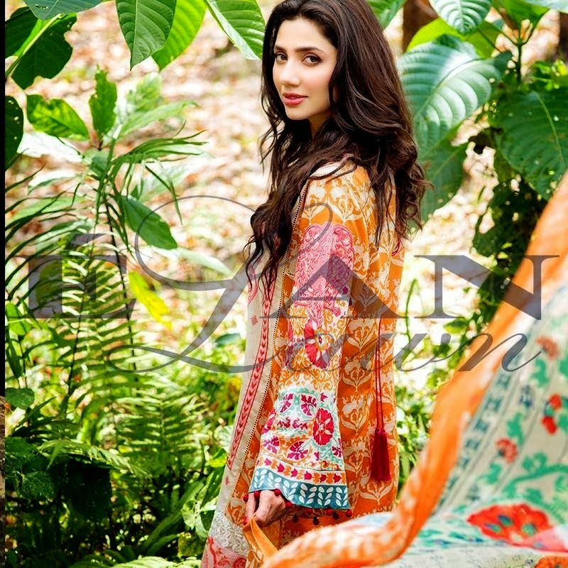 Designer Lawn Collection 2014