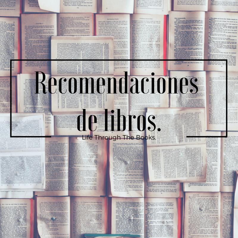 Iniciativa: Recomendaciones de Libros
