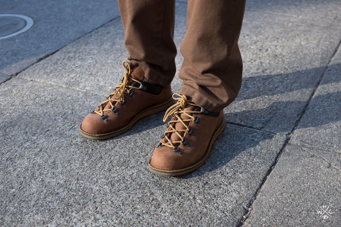 West Coast x North Beach: Danner Boots