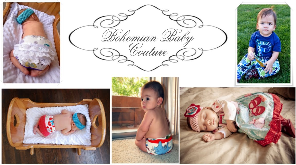 Bohemian Baby Couture