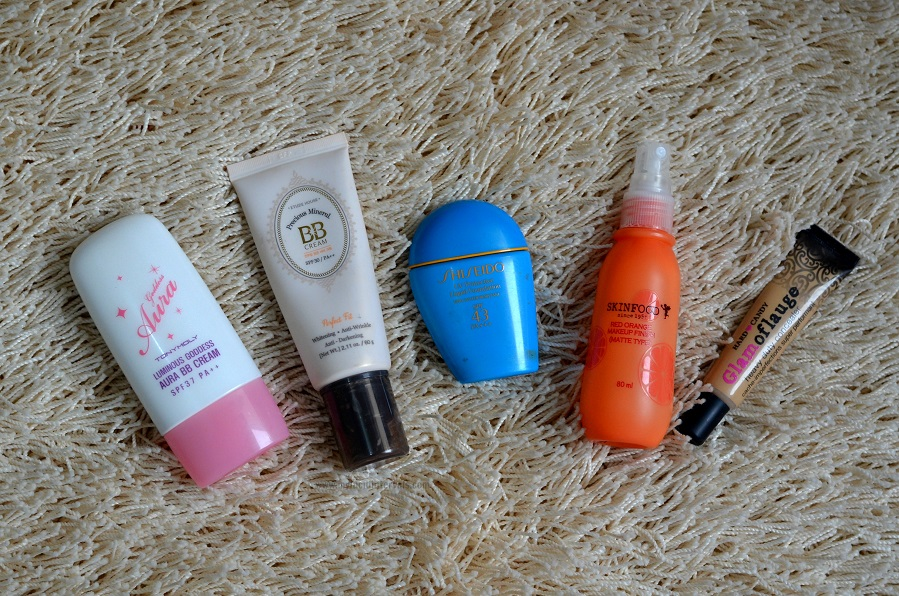 Best of Beauty 2014: Face Products