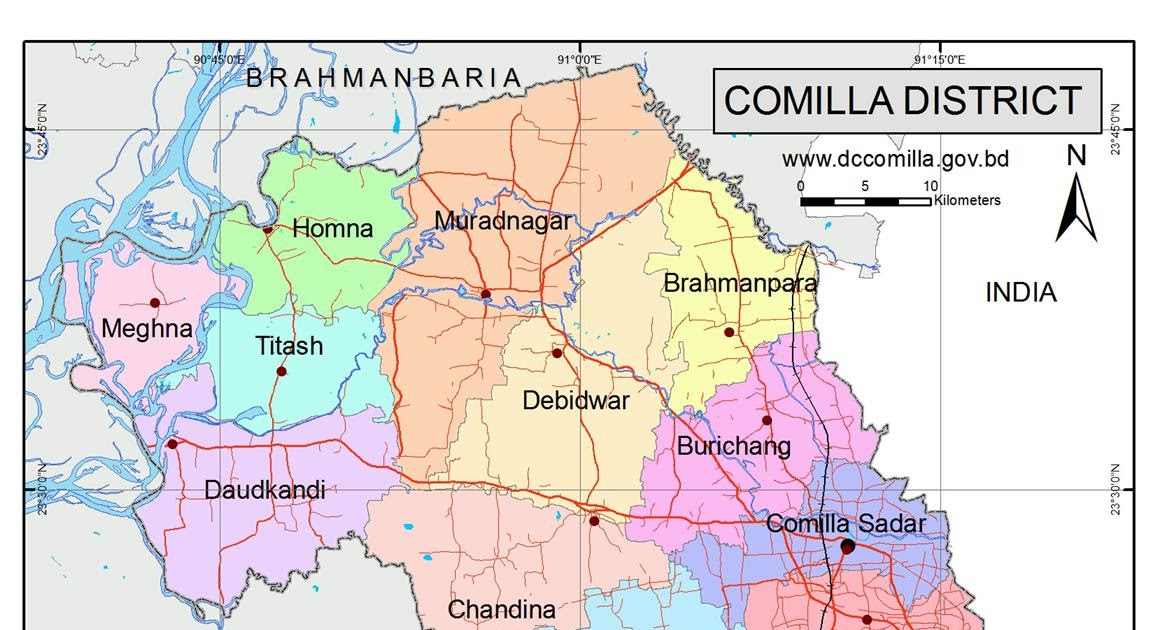 Comilla MAP BDCANVAS