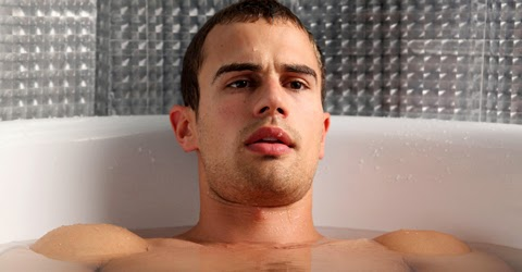 Actor Theo James Full Body Images