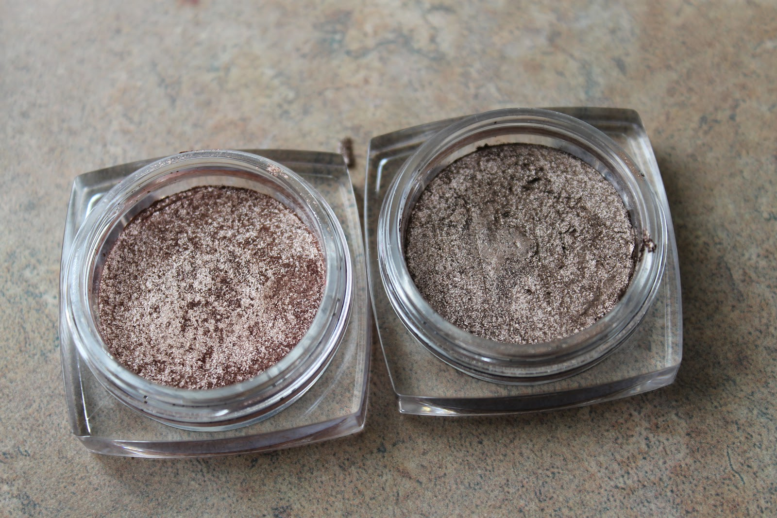 DiamondsandPearls Beauty Blog: L'Oreal Infallible Eyeshadows in Amber Rush & Bronzed Taupe ...