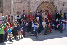 15 MAIG 2011 - MONTBLANC - 5 ANIVERSARI DE MONTBLANC CIUTAT GEGANTERA 2006