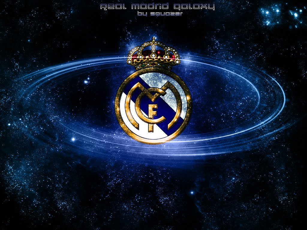 Real Madrid Galaxy by real squazer Real Madrid Masaüstü HD Resimleri