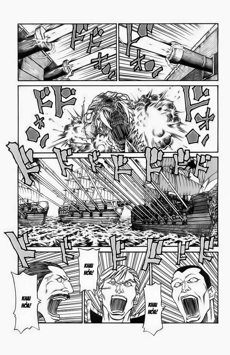 Vua Trên Biển – Coco Full Ahead chap 227 Trang 11 - Mangak.info