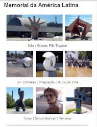 Guia das Esculturas em Parques e Praças
